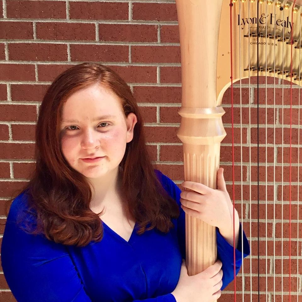 Lily Primus awarded 2018 Siochi Scholarship